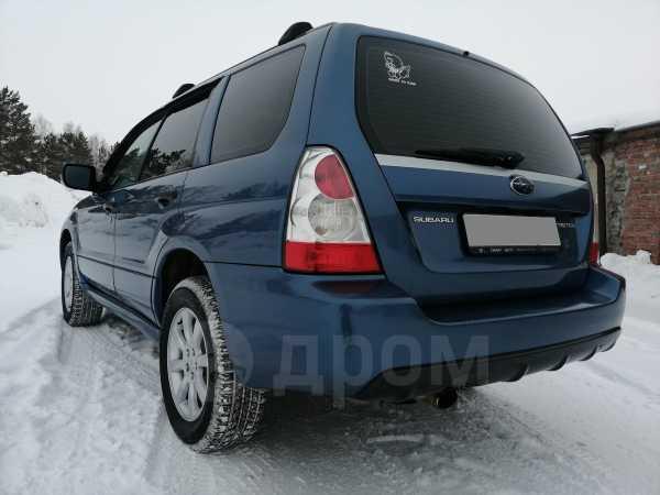 Subaru Forester, 2007 год, 637 000 руб.