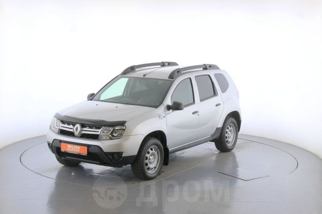 Renault Duster, 2018 год, 890 000 руб.