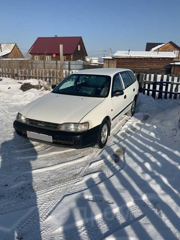 Toyota Caldina, 1998 год, 235 000 руб.