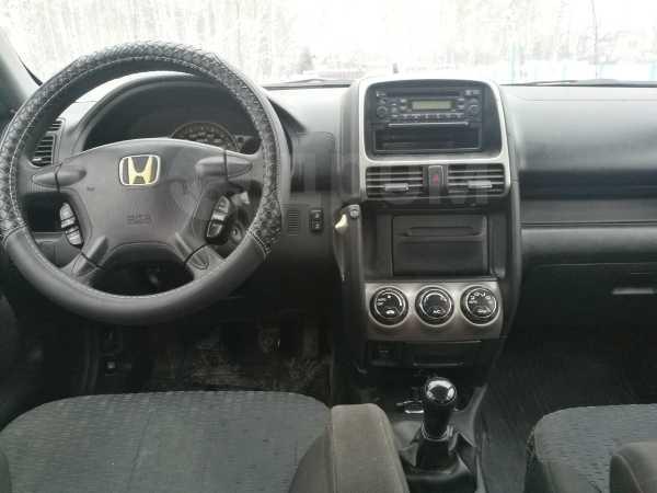 Honda CR-V, 2004 год, 595 000 руб.