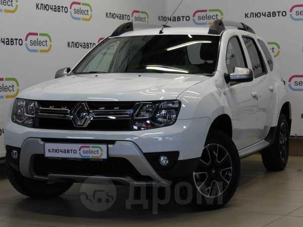 Renault Duster, 2018 год, 995 000 руб.