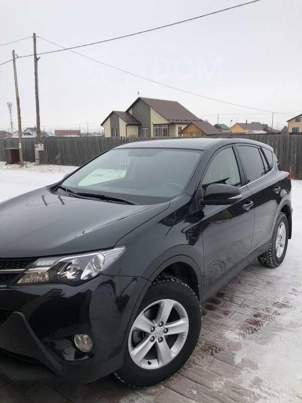 Toyota RAV4, 2014 год, 1 149 000 руб.
