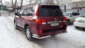 Томск Land Cruiser 2012