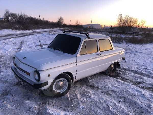 ЗАЗ Запорожец, 1992 год, 35 000 руб.