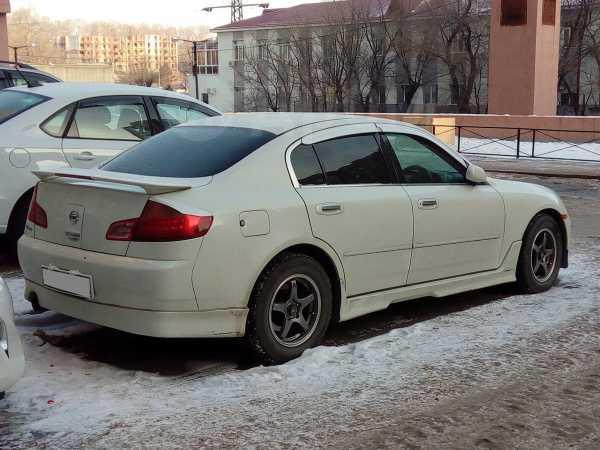 Nissan Skyline, 2002 год, 370 000 руб.