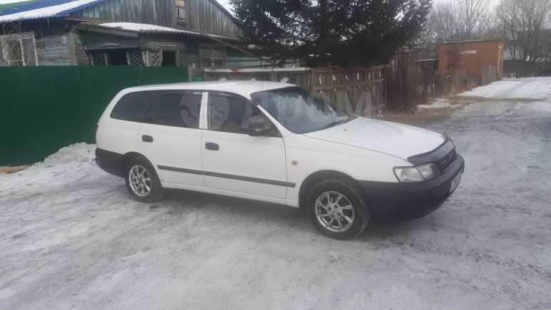 Toyota Caldina, 1999 год, 155 000 руб.