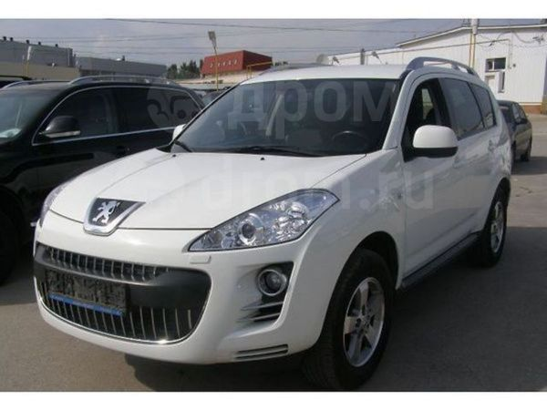 Peugeot 4007, 2011 год, 799 999 руб.