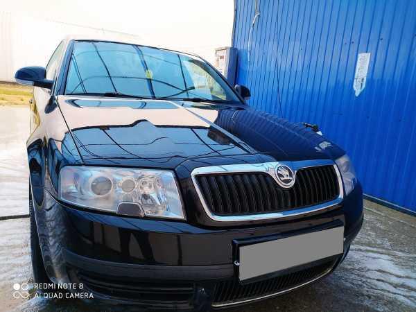 Skoda Superb, 2007 год, 365 000 руб.