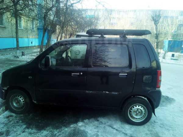 Suzuki Wagon R, 1999 год, 65 000 руб.