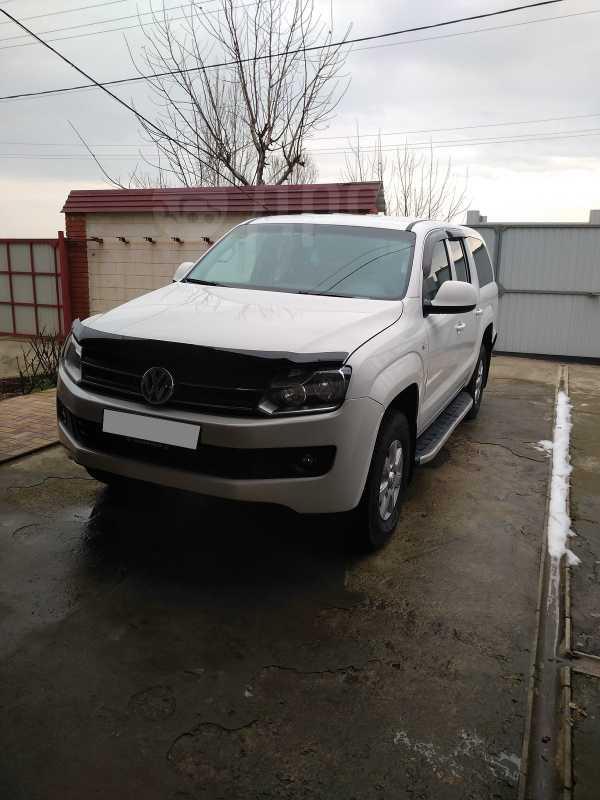Volkswagen Amarok, 2013 год, 1 200 000 руб.