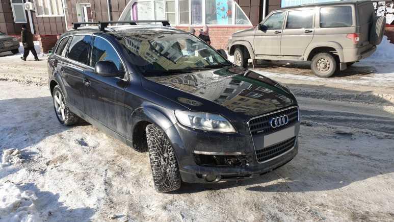 Audi Q7, 2006 год, 600 000 руб.