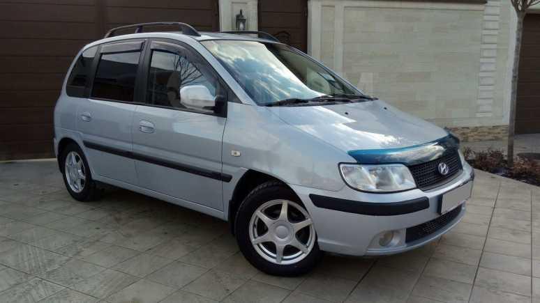 Hyundai Matrix, 2005 год, 268 000 руб.
