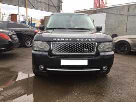 Краснодар Range Rover 2011