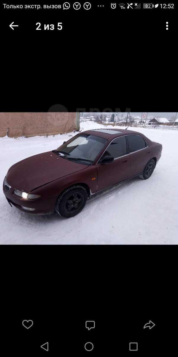 Mazda Eunos 500, 1992 год, 70 000 руб.