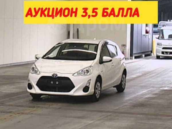 Toyota Aqua, 2015 год, 569 000 руб.