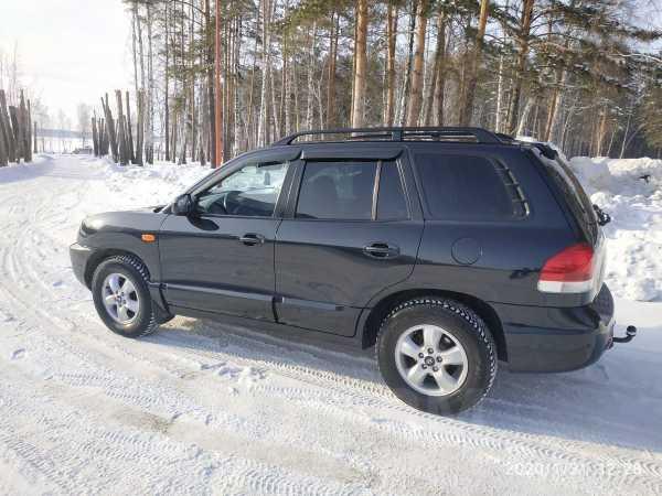 Hyundai Santa Fe Classic, 2007 год, 428 000 руб.