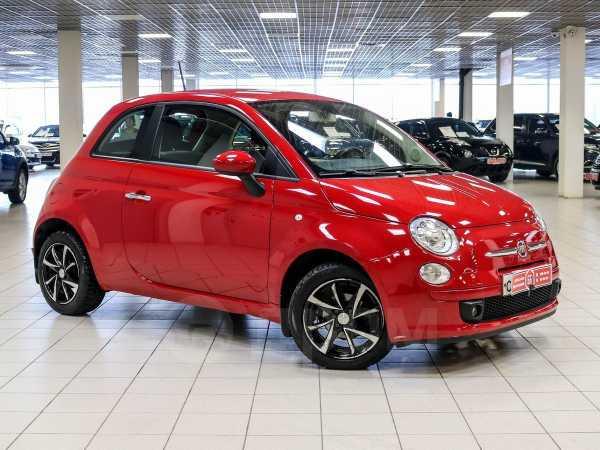 Fiat 500, 2014 год, 649 900 руб.