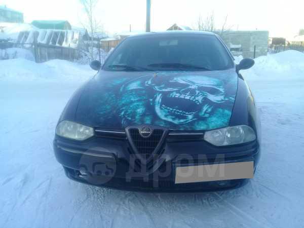 Alfa Romeo 156, 1999 год, 180 000 руб.