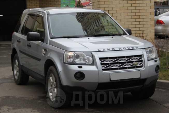 Land Rover Freelander, 2010 год, 780 000 руб.