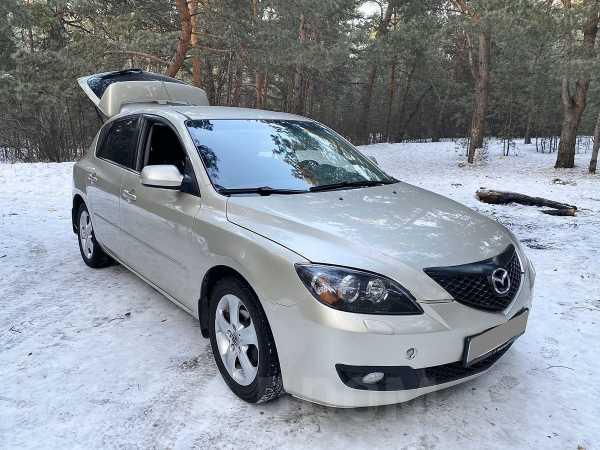 Mazda Mazda3, 2007 год, 389 000 руб.