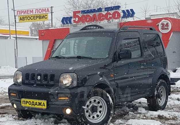 Suzuki Jimny, 2007 год, 399 000 руб.