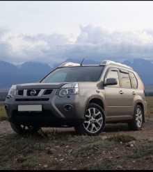 Горно-Алтайск X-Trail 2012