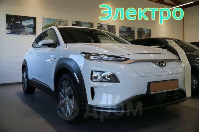 Hyundai Kona Electric, 2019 год, 2 300 000 руб.