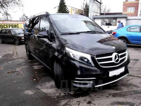 Mercedes-Benz V-Class, 2018 год, 3 790 000 руб.