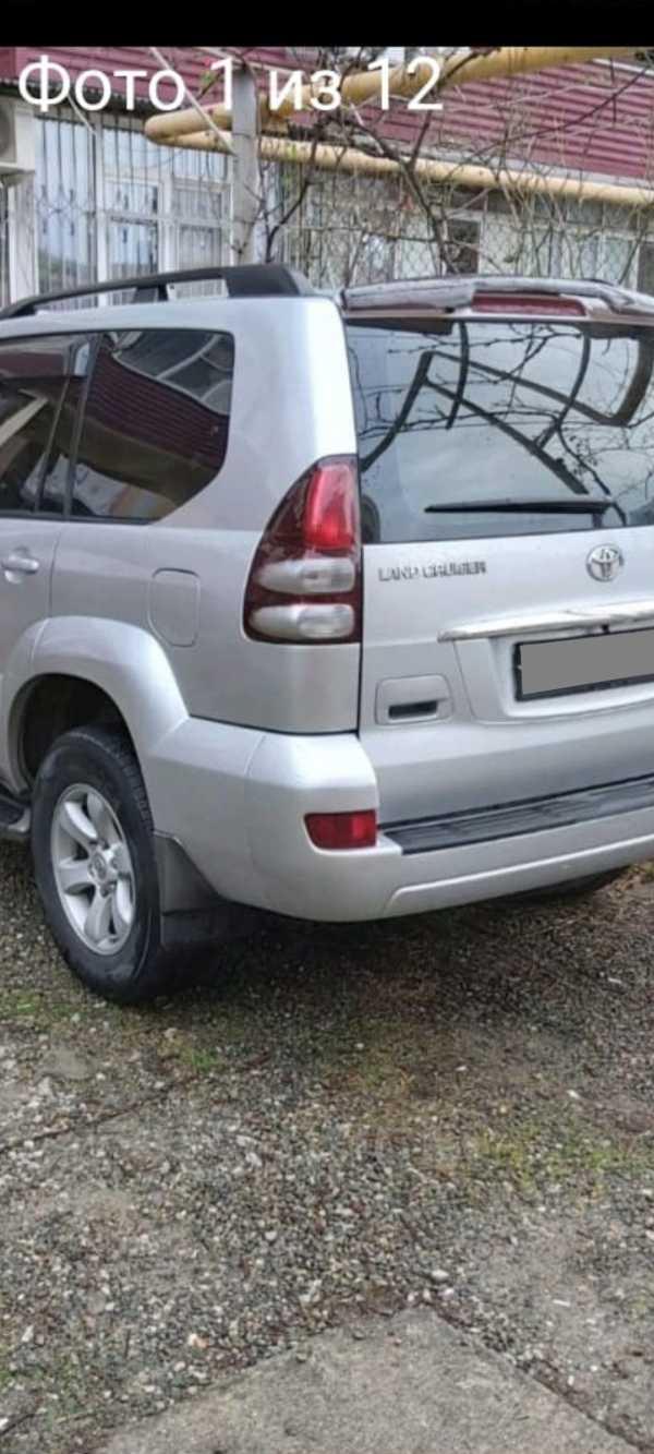 Toyota Land Cruiser Prado, 2008 год, 1 380 000 руб.