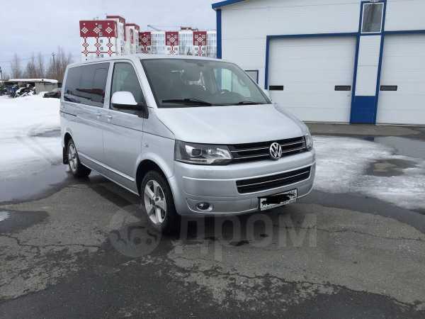 Volkswagen Multivan, 2012 год, 1 650 000 руб.