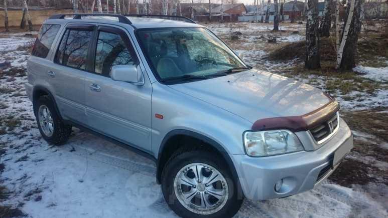 Honda CR-V, 2001 год, 350 000 руб.