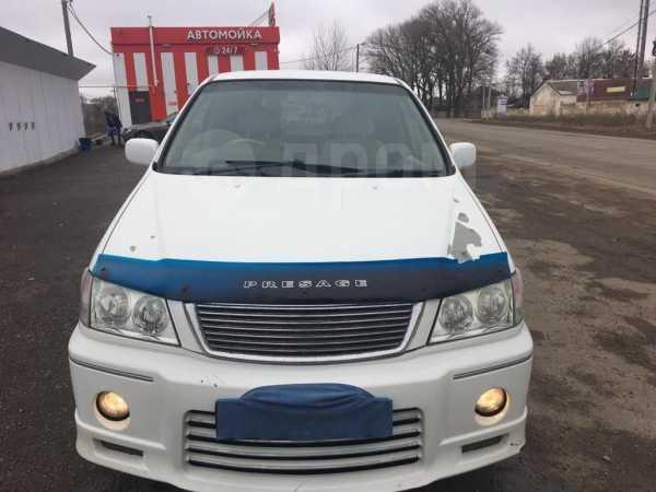 Nissan Presage, 2001 год, 310 000 руб.