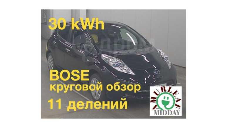 Nissan Leaf, 2016 год, 690 000 руб.