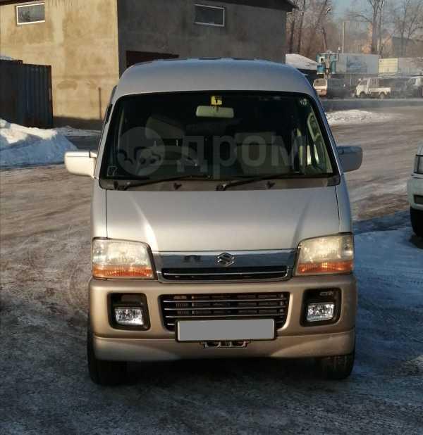 Suzuki Every, 2000 год, 160 000 руб.