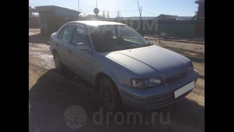 Toyota Tercel, 1999 год, 99 000 руб.