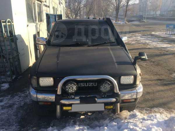 Isuzu MU, 1993 год, 200 000 руб.