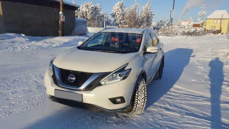 Nissan Murano, 2016 год, 1 700 000 руб.