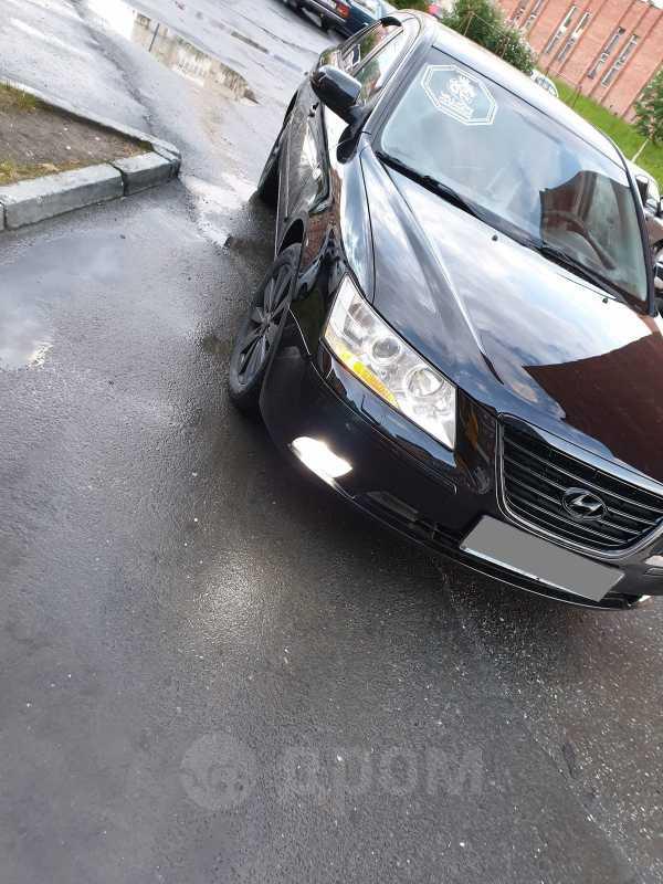 Hyundai Sonata, 2008 год, 440 000 руб.