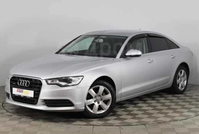 Audi A6, 2014 год, 1 210 000 руб.