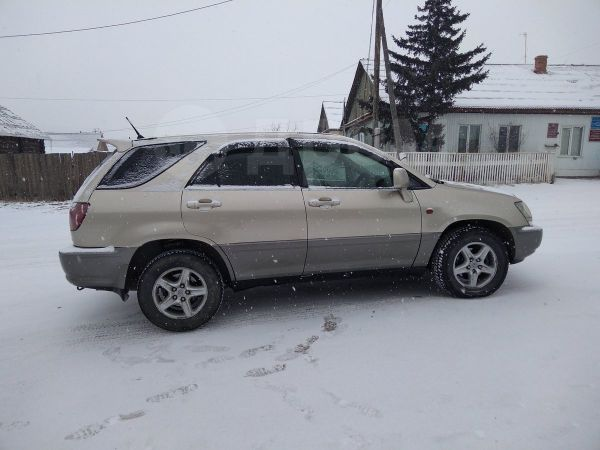 Toyota Harrier, 2000 год, 380 000 руб.
