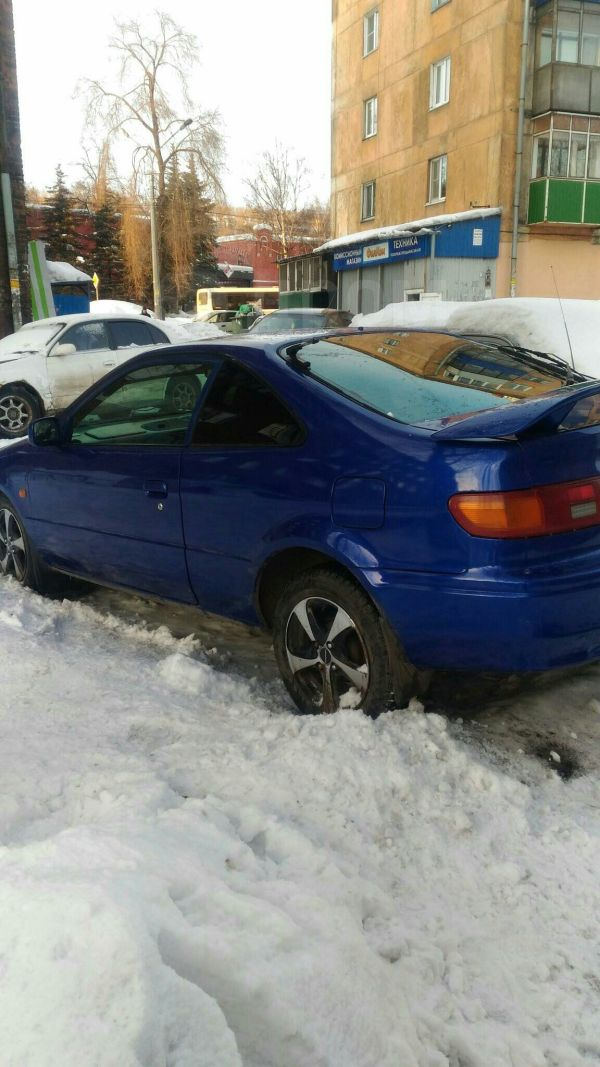 Toyota Cynos, 1998 год, 145 000 руб.