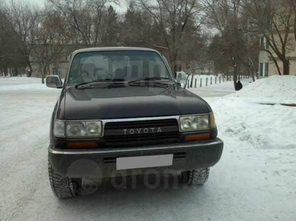 Toyota Land Cruiser, 1993 год, 520 000 руб.
