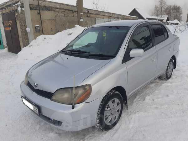 Toyota Platz, 2001 год, 240 000 руб.