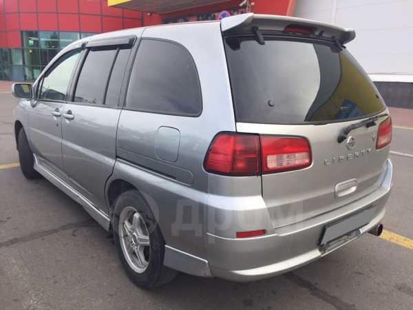 Nissan Prairie, 2003 год, 410 000 руб.