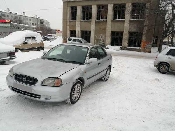 Suzuki Cultus, 1999 год, 78 000 руб.