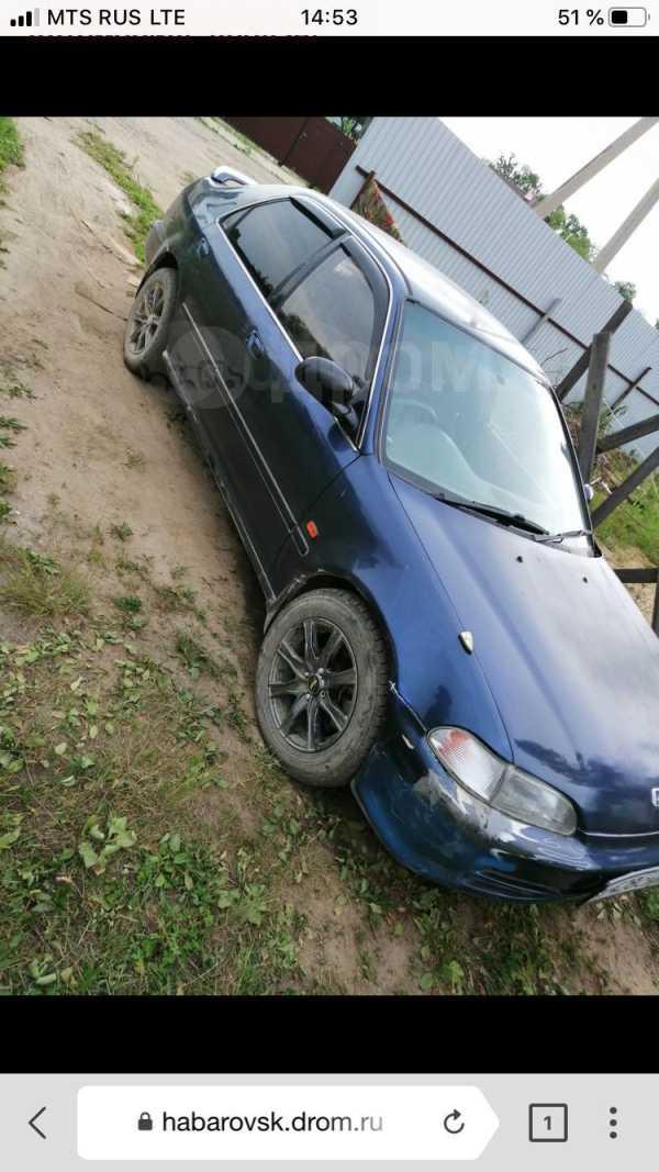 Honda Civic Ferio, 1993 год, 95 000 руб.