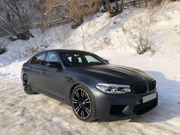 BMW M5, 2018 год, 7 800 000 руб.
