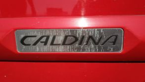 Абакан Caldina 2004