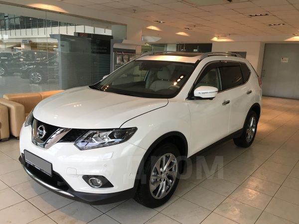 Nissan X-Trail, 2017 год, 1 750 000 руб.