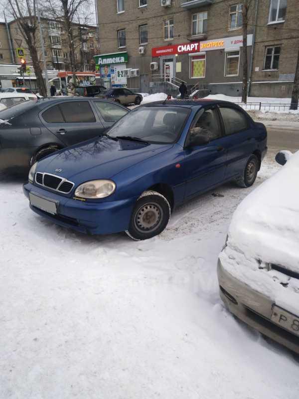 ЗАЗ Сенс, 2007 год, 81 000 руб.